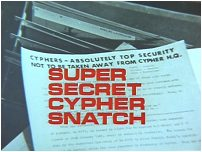 Super Secret Cypher Snatch